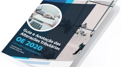 Orçamento do Estado de 2020 – Guia e anotação das alterações tributárias